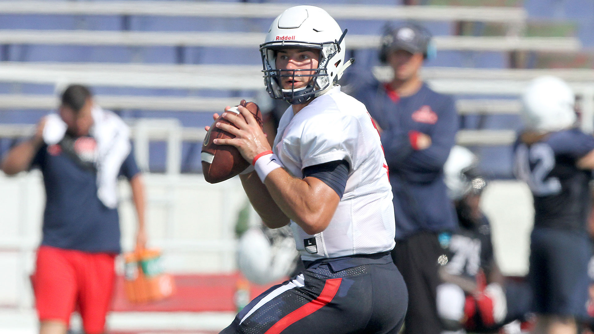 The official website of the south alabama jaguars university of south alabama football scrimmage report 819 sciox Image collections