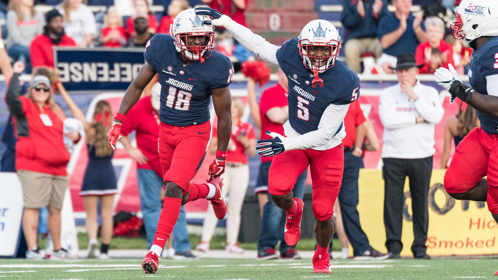 2018 South Alabama Football Schedule Released University Of South