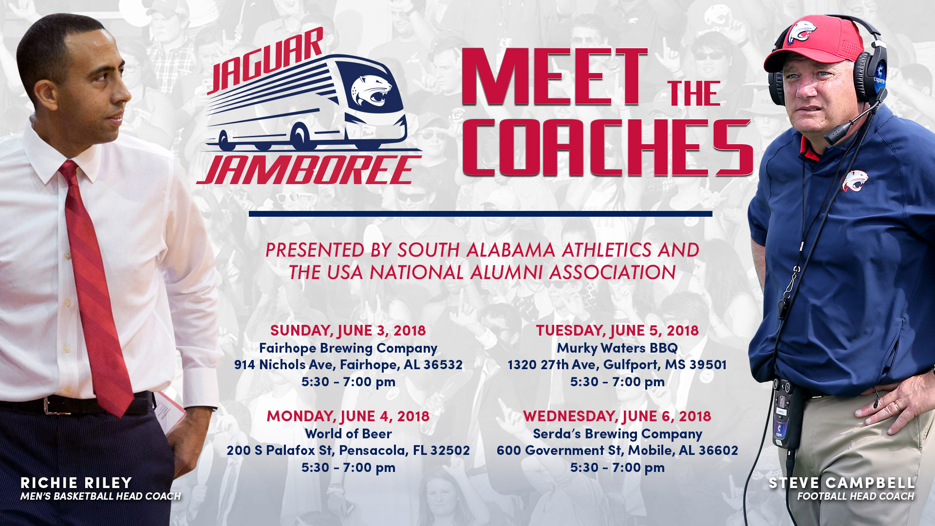 JAGUAR JAMBOREE SLATED FOR FIRST WEEK OF JUNE - University of South ... 92afbcde1